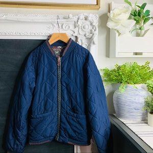 Other - Girls blue bomber jacket